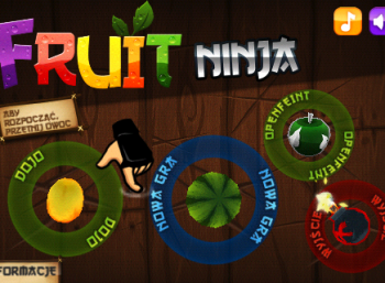 Recenzja Fruit Ninja