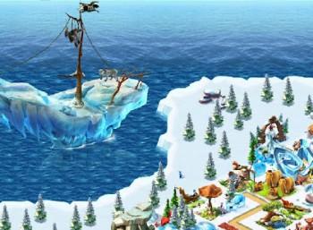 Ice Age Village gra dla straszych i młodszych fanów epoki lodowcowej