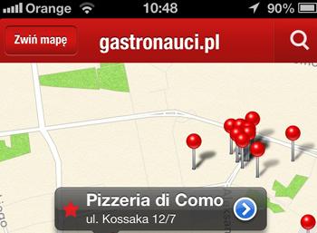 Gastronauci – bezpłatna aplikacja na Androida i iPhone'a, dzięki której wybór restauracji już nigdy nie będzie przypadkowy!