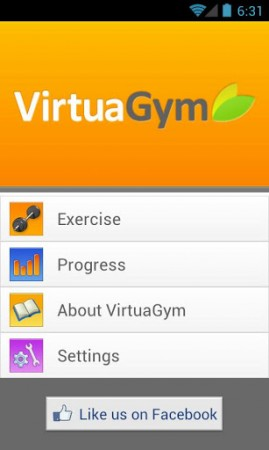VirtuaGym Home & Gym
