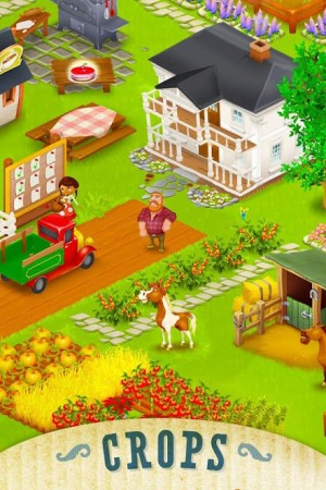 hay day gra