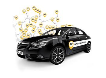 Zaufana taksówka, która jest zawsze pod ręką