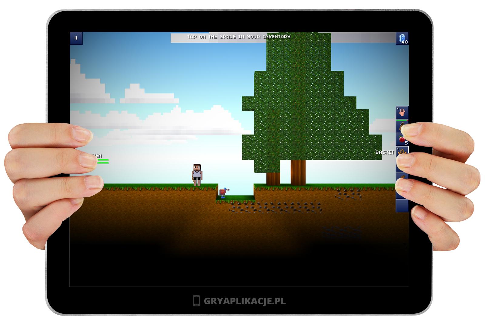 Minecraft na komórkę