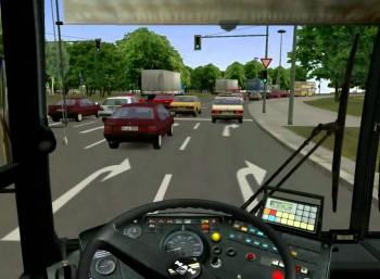Zostań kierowcą autobusu!