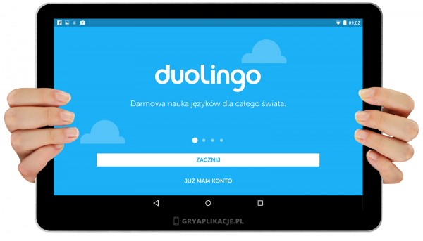 duolingo screen