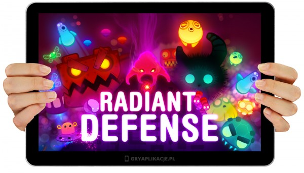 radiant defense screen