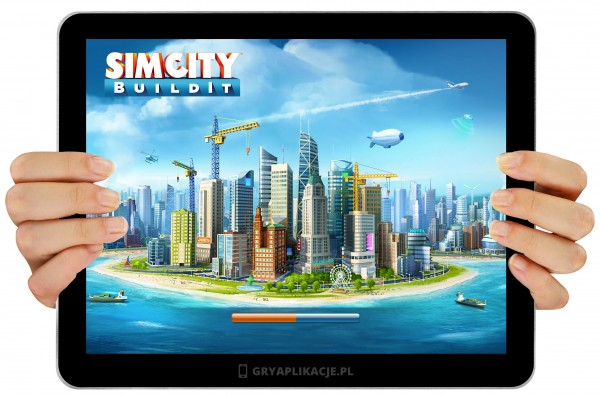 Simcity Build It screen