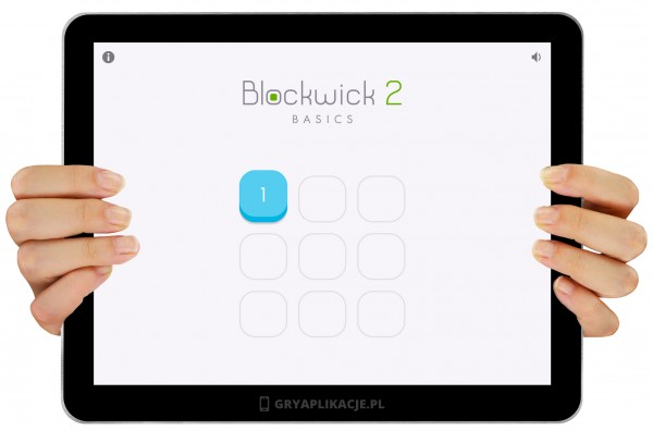 blockwick 2 basics screen