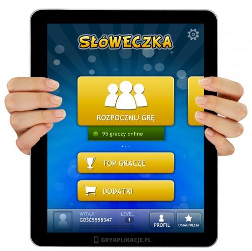 Słóweczka - screen