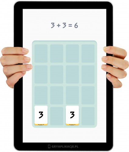 Threes screen
