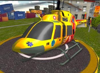 Lotnicze akcje ratownicze