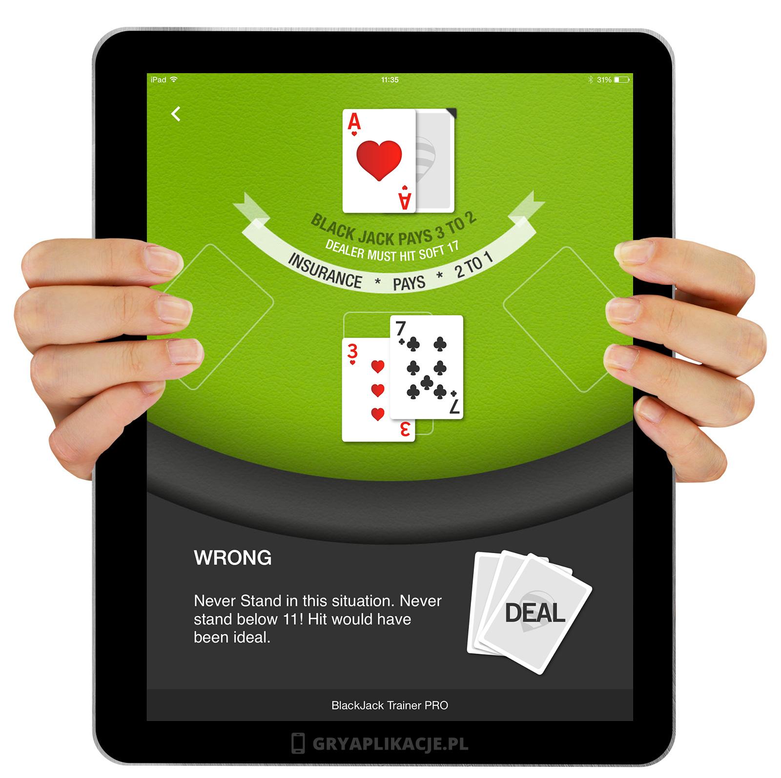 Blackjack simulator / Casino real game ayacucho