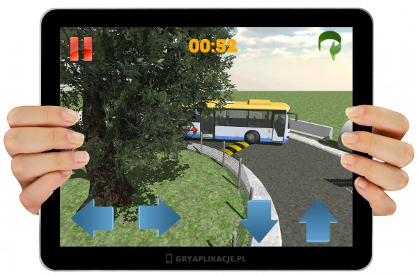 City Bus Driver Unlimited screen