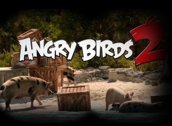 Powrót wściekłych ptaków