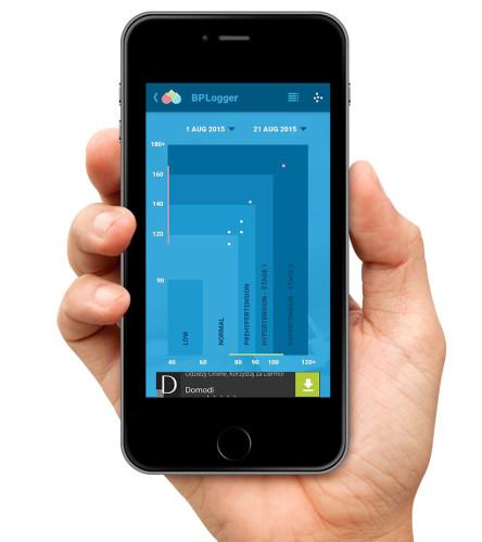 monitorowanie stanu zdrowia screen