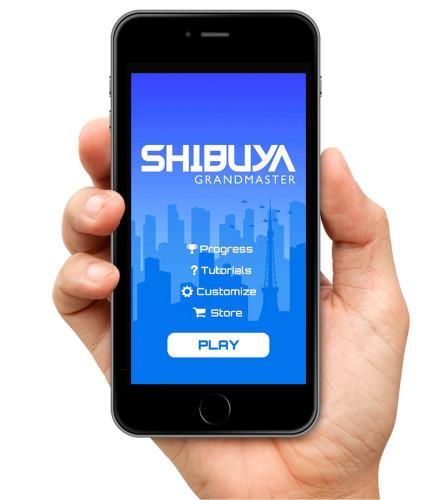 Shibuya Grandmaster gra logiczna