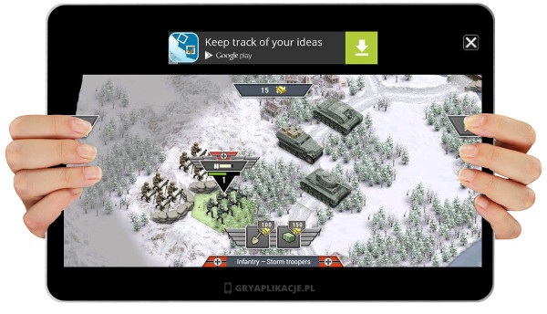 1942 Frozen Front screen
