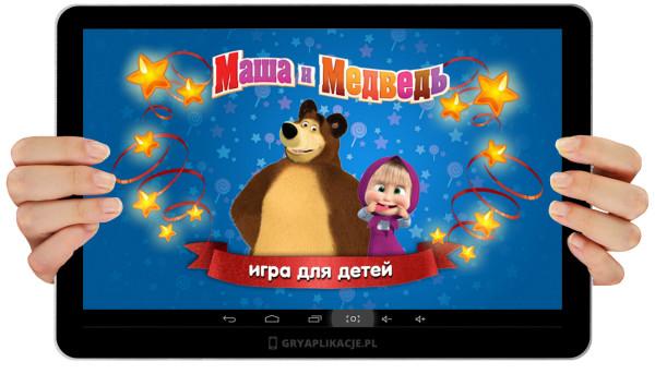 Maszza i niedźwiedż screen