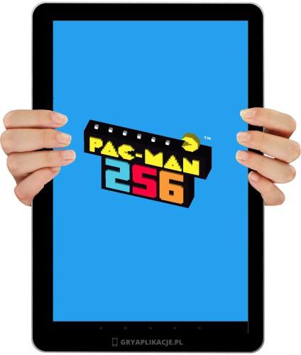 pacman 256 screen
