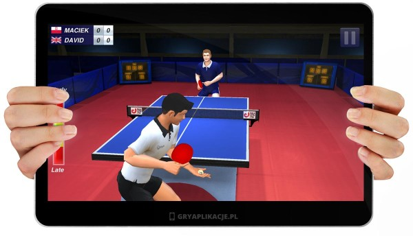 Table Tennis Champion screen