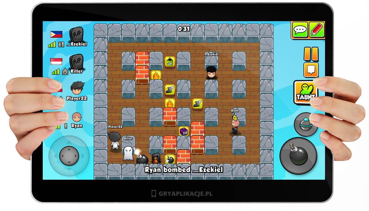 Bomber Friends - screen