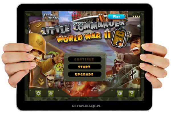 Little comander - screen