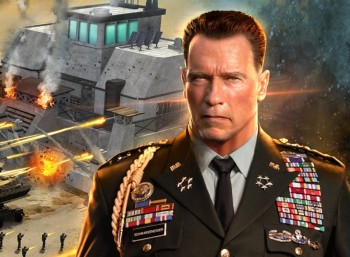 Schwarzenegger generałem