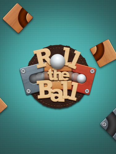 Roll the ball screen