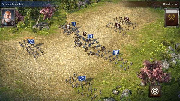 Gra strategiczna - Kingdom