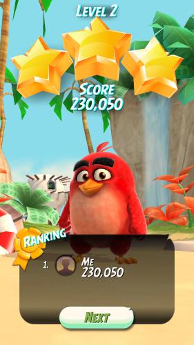 Gra logiczno-zręcznościowa - Angry Birds Action!