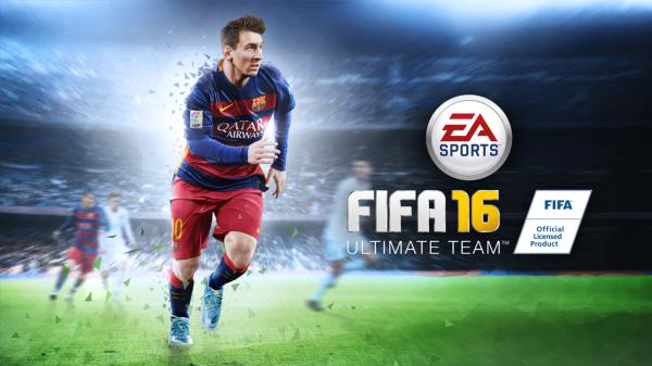 Najpopularniejsza gra sportowa - FIFA 16