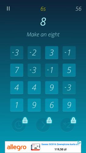 Logiczna gra matematyczna - Numberful - Number Game