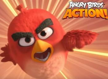 Wściekłe Ptaki znów w uderzeniu!