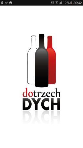 Aplikacja dla koneserów budżetowych win - dotrzechdych.pl