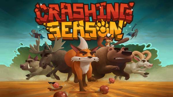 Daj popalić kłusownikom - Crashing Season