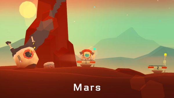 Mars:Mars - wyjątkowo wciągająca gra zręcznościowa