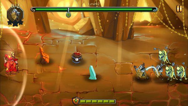 Dungeons & aliens - darmowa gra na telefon
