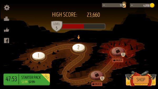 Darmowa gra zręcznościowa na telefon