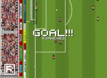 Sensible soccer wróciło w wersji na telefon?