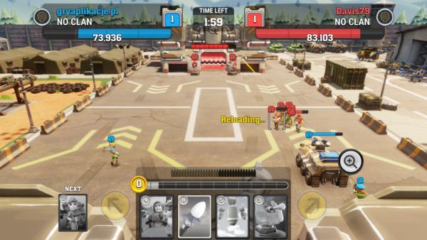 Mighty Battles rozgrywka