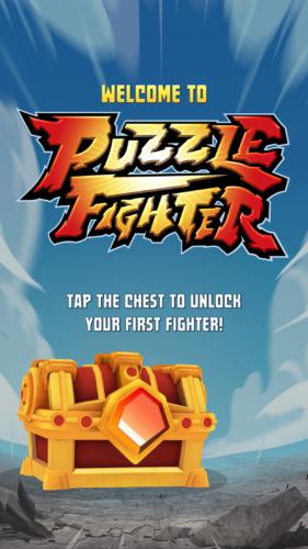 Puzzle Fighter odblokowanie nowego zawodnika