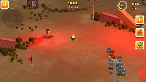 Zombie Bloxx bomba