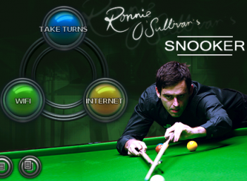 Ronnie – Snooker