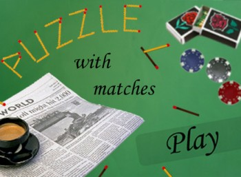Popularna gra na Androida i iPhone'a- Puzzles with Matches