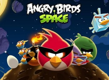 Angry Birds Space na Android, iPhone, iPad.