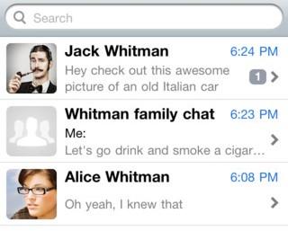 WhatsApp, pozwala na darmową komunikację pomiędzy użytkownikami