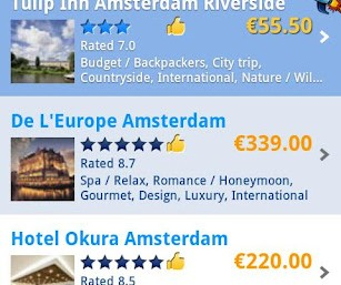 Booking.com – zarezerwuj hotel przez aplikację w telefonie