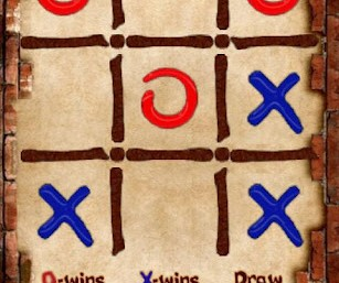 Kółko i krzyżyk- aż 4 poziomy trudności