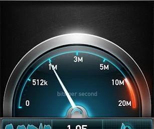Sprawdź szybkość szrokopasmowych łacz za pomocą telefonu