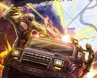Gra zręcznościowa Mutant Roadkill sprawdzi twój refleks